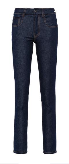 Prada - Jeans Crop pour FEMME online sur Kate&You - GFP458_1X0V_F0008_S_202 K&Y9537