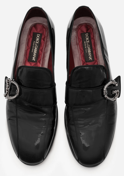 Dolce & Gabbana - Mocassins pour HOMME online sur Kate&You - K&Y9251