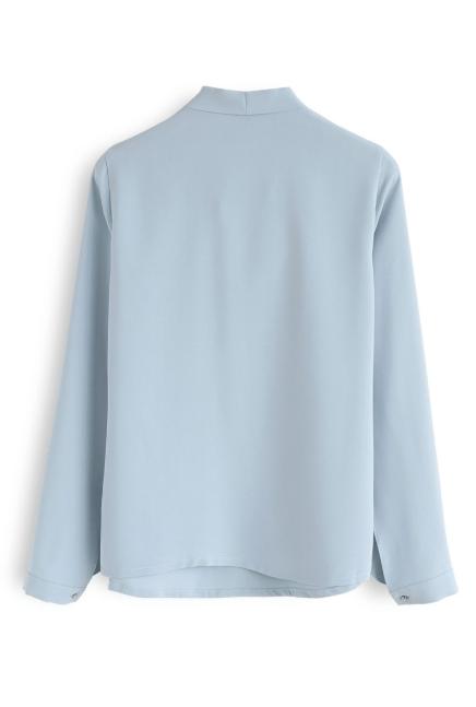 Chicwish - Chemises pour FEMME online sur Kate&You - T180929007 K&Y7378