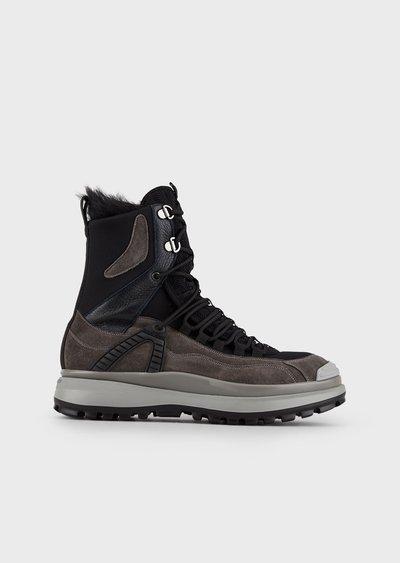 Giorgio Armani - Sneakers per UOMO online su Kate&You - X2M301XM1521C026 K&Y2095
