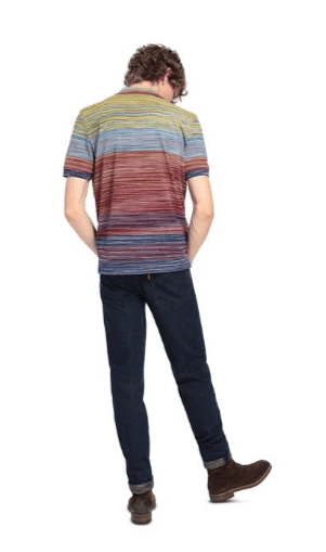Missoni Polo Shirts Kate&You-ID10088