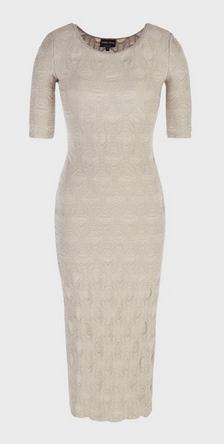 Giorgio Armani Midi dress Kate&You-ID9324