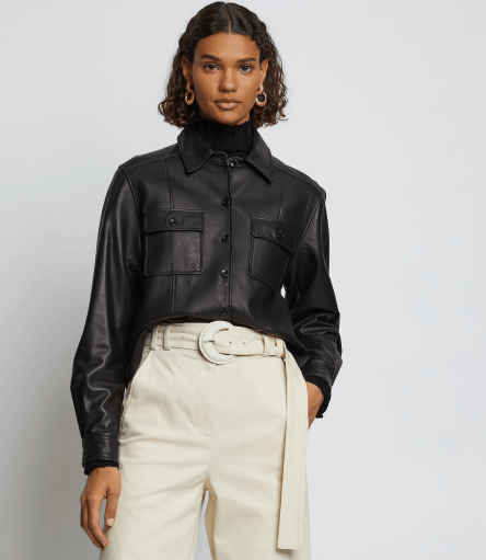 Proenza Schouler Leather Jackets Kate&You-ID10152
