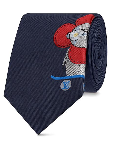 Louis Vuitton - Cravates pour HOMME online sur Kate&You - M76317 K&Y8266