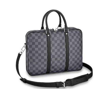 Louis Vuitton - Borsa porta PC per UOMO online su Kate&You - N41478 K&Y3436