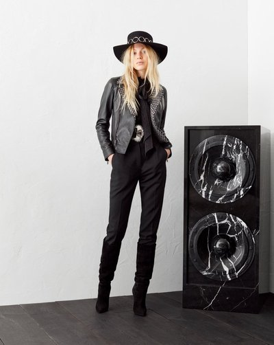 Yves Saint Laurent - Leather Jackets - for WOMEN online on Kate&You - 564000YC2UE1081 K&Y2525