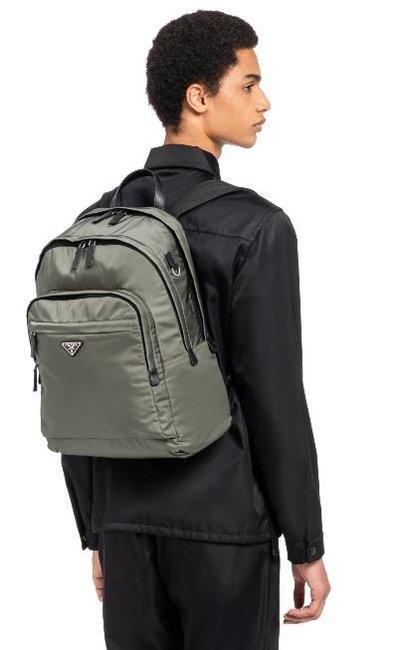 Prada - Shoulder Bags - for MEN online on Kate&You - 2VZ048_2DMG_F0414_V_OOO  K&Y11332