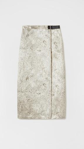 Jil Sander 3_4 length skirts Kate&You-ID10476