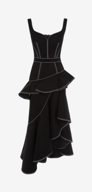 Alexander McQueen Long dresses Kate&You-ID5881