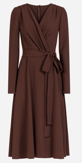 Dolce & Gabbana - Robes Longues pour FEMME online sur Kate&You - K&Y9252