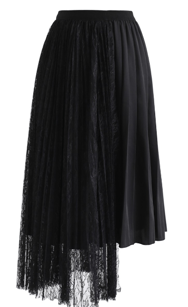 Chicwish 3_4 length skirts Kate&You-ID7394