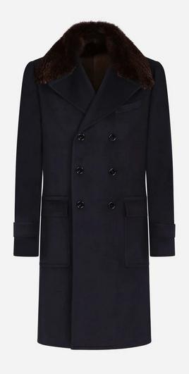 Dolce & Gabbana Single-Breasted Coats Kate&You-ID10558