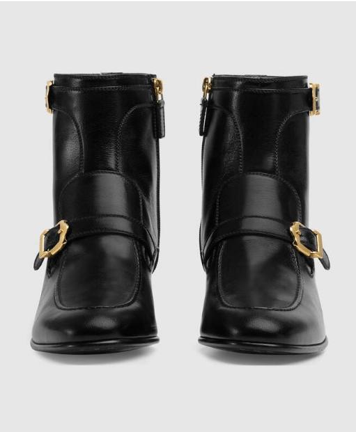 Сапоги и ботинки - Gucci для МУЖЧИН онлайн на Kate&You - 585856 D3V00 1000 - K&Y6169