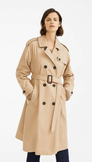 Max Mara - Trench & impermeabili per DONNA online su Kate&You - 9021040706002 - ETRENCH K&Y7713