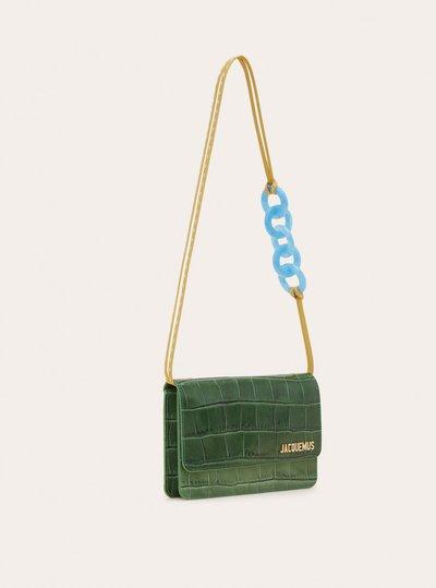 Jacquemus - Sacs à bandoulière pour FEMME online sur Kate&You - 192BA04-192 51190 K&Y4531