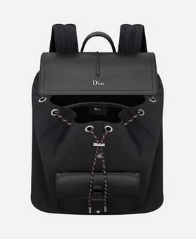 Dior Homme - Sacs à dos et Bananes pour HOMME online sur Kate&You - 1MOBA062XVO_H15E K&Y7577