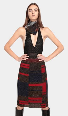 Missoni - Knee length skirts - for WOMEN online on Kate&You - MDH00226BK00QGL401I K&Y10544