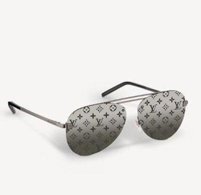 Louis Vuitton Солнцезащитные очки CLOCKWISE Kate&You-ID10988
