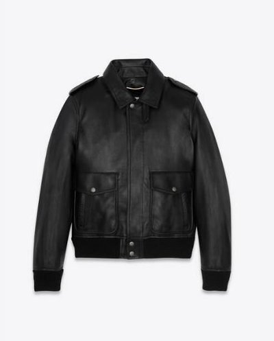 Yves Saint Laurent - Leather Jackets - for WOMEN online on Kate&You - 656250YCEO21000 K&Y11684
