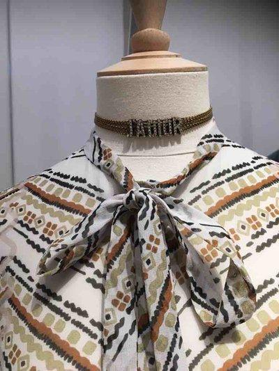 Dior - Vestiti corti per DONNA Robe courte plissée online su Kate&You - CG0332 AA137 K&Y1470