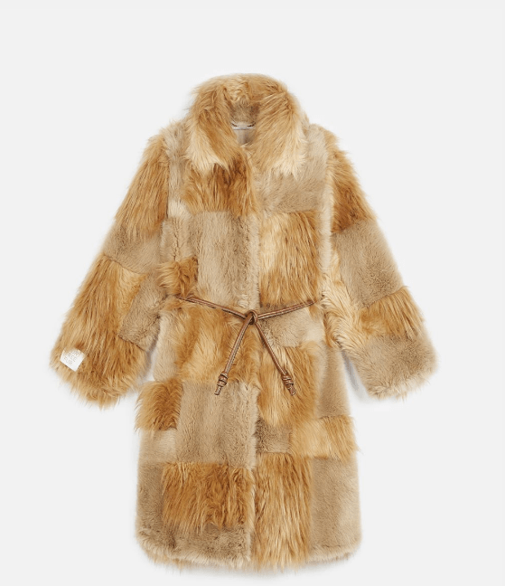 Stella McCartney Parka coats Kate&You-ID10110