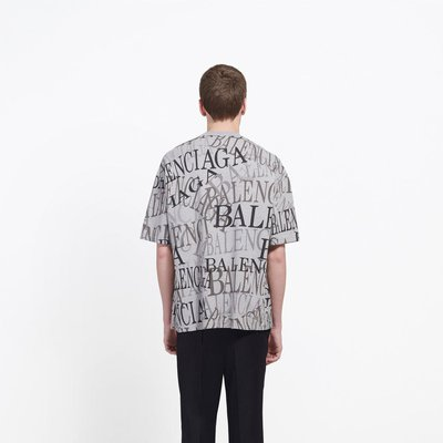 Balenciaga - T-shirts & canottiere per UOMO online su Kate&You - 578139TEVA41300 K&Y2361