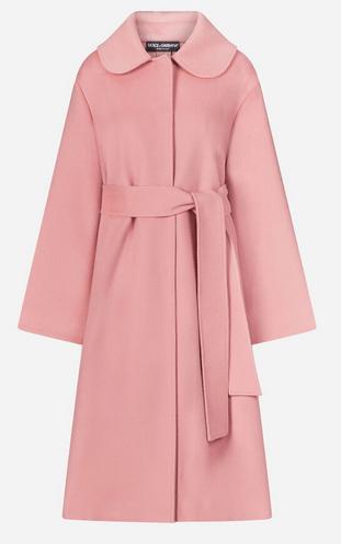 Однобортные пальто - Dolce & Gabbana для ЖЕНЩИН онлайн на Kate&You - - K&Y9173
