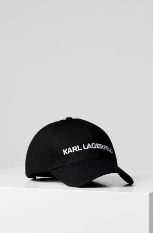 Karl Lagerfeld Hats CASQUETTE À LOGO KARL ESSENTIAL Kate&You-ID8627