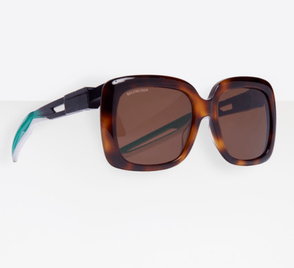 Солнцезащитные очки - Balenciaga для ЖЕНЩИН онлайн на Kate&You - 584801T00232869 - K&Y5465