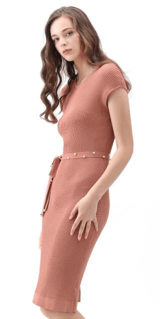 Платья средней длины - Chicwish для ЖЕНЩИН онлайн на Kate&You - D190716022 - K&Y7544