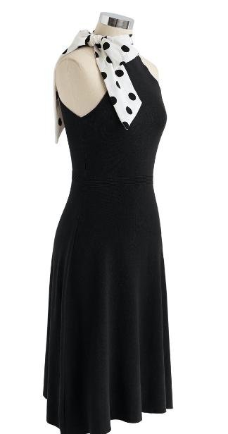 Chicwish - Vestiti a 3/4 per DONNA online su Kate&You - D190729004 K&Y7475