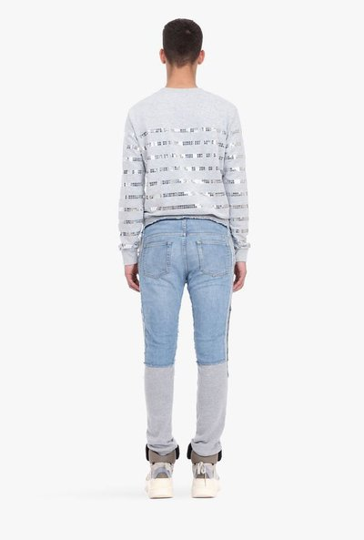Узкие джинсы - Balmain для МУЖЧИН онлайн на Kate&You - RH15253D0256KA - K&Y2100