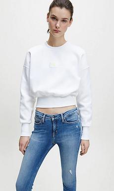 Calvin Klein - Sweats & sweats à capuche pour FEMME online sur Kate&You - J20J214208 K&Y9215