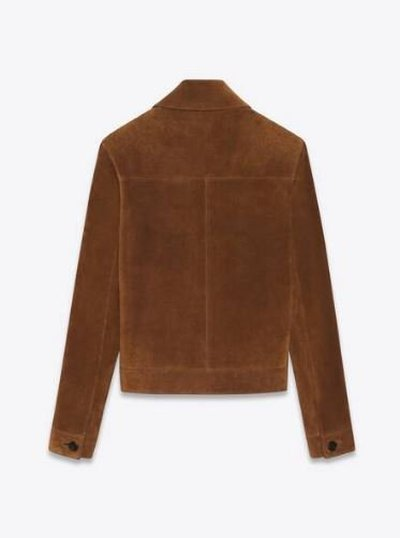 Yves Saint Laurent - Leather Jackets - for MEN online on Kate&You - 645641YC2AY2104 K&Y11670