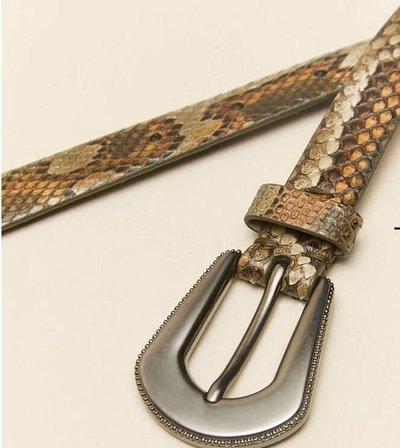 Brunello Cucinelli - Cinture per DONNA online su Kate&You - 192M0PAXC240 K&Y4157