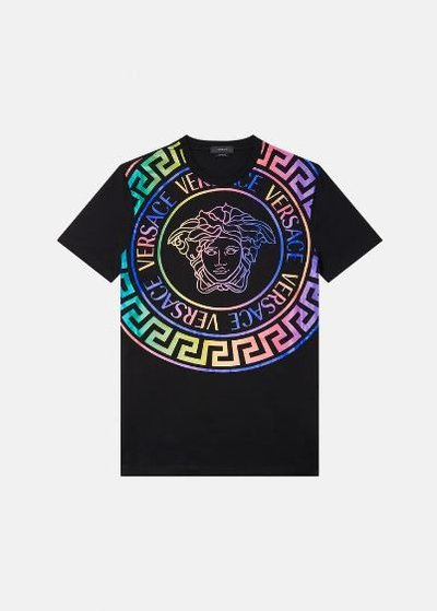 Versace - T-Shirts & Vests - for MEN online on Kate&You - 1001661-1A00614_2B070 K&Y12147