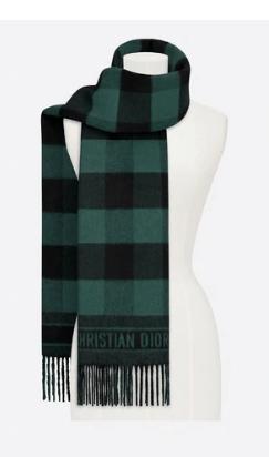 Dior - Foulards & Écharpes pour FEMME online sur Kate&You - 95CHE200I100_C680 K&Y3322