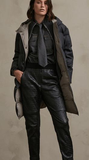 Brunello Cucinelli - Parka per DONNA online su Kate&You - SKU 202MT2269582 K&Y8975