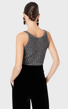 Giorgio Armani - Vests & Tank Tops - for WOMEN online on Kate&You - 6HAH06AMG7Z1F880 K&Y9985