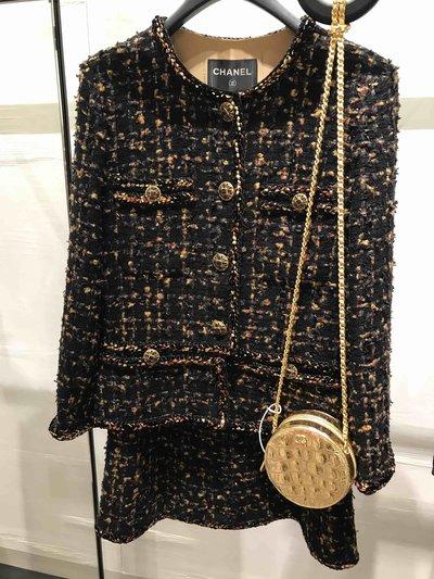 Chanel Blazers Veste tailleur Chanel Kate&You-ID1585