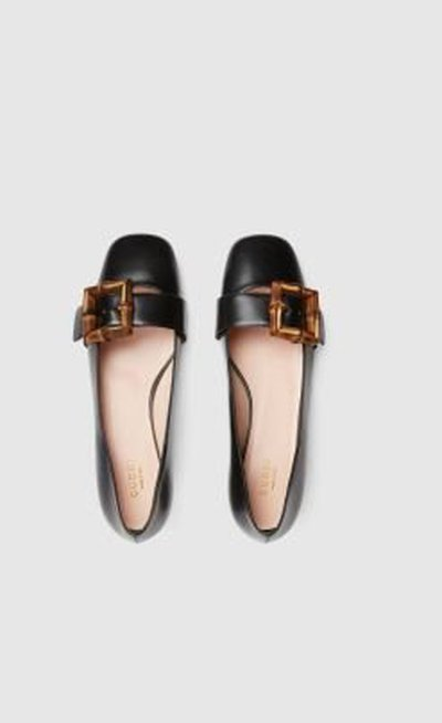Gucci - Ballerina Shoes - for WOMEN online on Kate&You - 658856 C9D00 1000 K&Y11241
