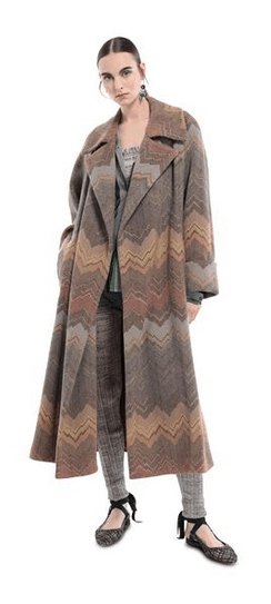 Missoni Single Breasted Coats Kate&You-ID9846