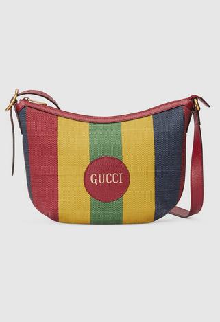 Gucci Cross Body Bags Sac à épaule à rayures Baiadera Kate&You-ID8397