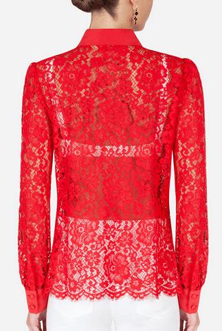 Рубашки - Dolce & Gabbana для ЖЕНЩИН онлайн на Kate&You - - K&Y9751
