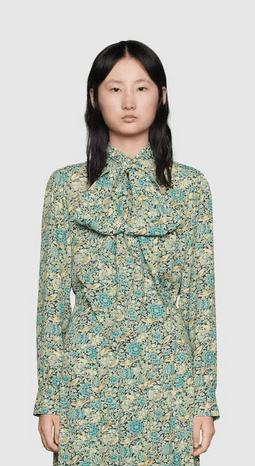 Gucci - Chemises pour FEMME online sur Kate&You - 643232 ZAFQ7 4532 K&Y9229