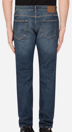 Dolce & Gabbana - Jeans slim-fit per UOMO online su Kate&You - K&Y9161