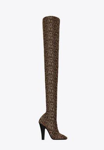 Yves Saint Laurent Сапоги и ботинки Kate&You-ID11903