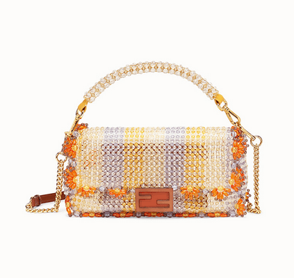 Миниатюрные сумки - Fendi для ЖЕНЩИН онлайн на Kate&You - 8BR600ABW2F1BAW - K&Y6305