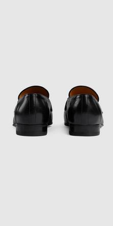 Gucci - Mocassins pour HOMME Mocassins avec détail Mors pour homme online sur Kate&You - 630306 0G0V0 1000 K&Y8386