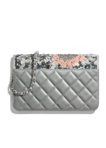 Кошельки и визитницы - Chanel для ЖЕНЩИН онлайн на Kate&You - AP0960 B02924 N5451 - K&Y8263